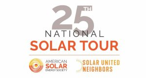 25th National Solar Tour Goes Virtual!
