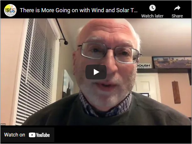 Wind and Solar Presentation by Bill Roush Screenshot